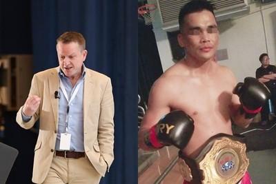 泰國拳手偽裝「白衣人」暴打香港人