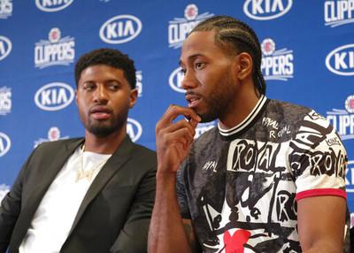 NBA總管調查46%看好快艇奪冠