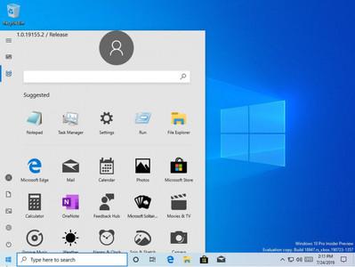 Windows 10「開始功能表」新設計曝光