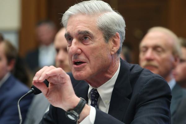 ▲▼美國前特別檢察官穆勒(Robert Mueller)。(圖/路透)