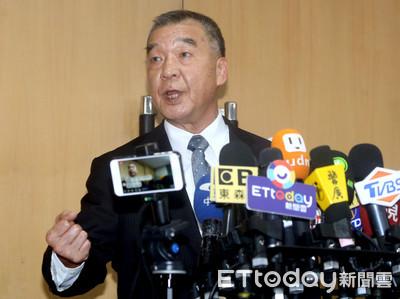 邱國正遭指妨害公務 國安局聲明駁斥
