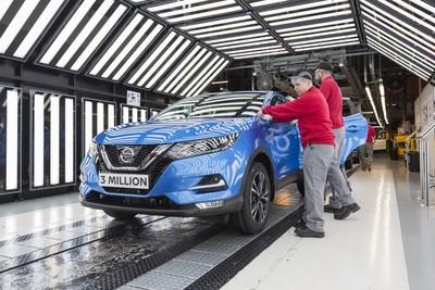 Nissan宣布全球裁員超過1萬人!