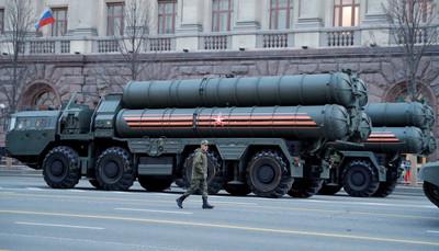 俄媒:中國可能首獲S-500防空系統