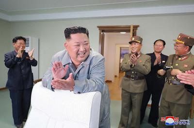 北韓稱射火箭炮 與韓軍分析有異