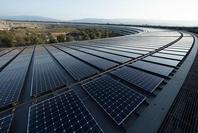 蘋果攜手「萬家香」醬油 推動屋頂太陽能計畫