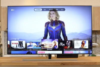 三星電視也內建Apple TV應用程式與支援AirPlay2?!掀起新一波換機潮