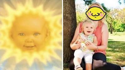 天線寶寶第一代「太陽嬰兒」現況曝光 如今已是漂亮人母!