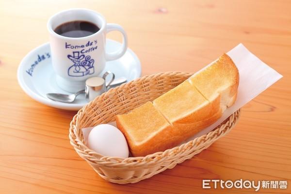 北車上班族早餐也能「點咖啡送吐司」 客美多台北站前店1/21開幕 | E