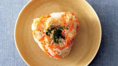 免做整桌菜! 光速飯糰靠「內餡交易」簡單5分鐘塞進滿滿營養