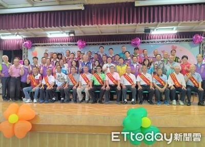桃園蘆竹區公所 表揚41模範父親