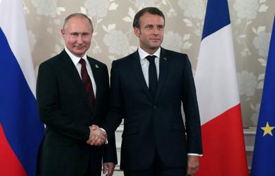 G7峰會「俄羅斯沒得參加」 馬克宏會前邀普見面
