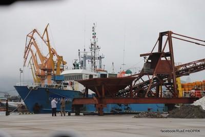 俄邊防人員遭襲 扣押2北韓船隻