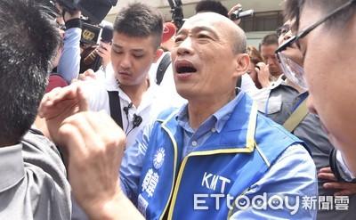 中評委要韓國瑜戒酒 王淺秋回應了