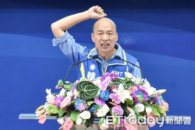 韓國瑜被藍營大老「要求戒酒」 蘇貞昌:破紀錄、開眼界