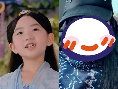 《古劍奇譚》小晴雪長大了!14歲少女臉萌炸
