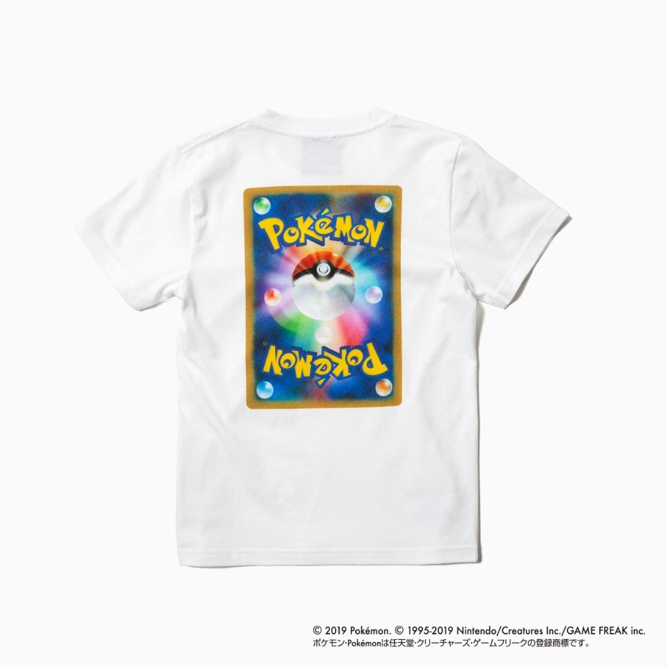 ▲BEAMSX精靈寶可夢。(圖/翻攝自BEAMS、神奇寶貝系列Pokémon FB)