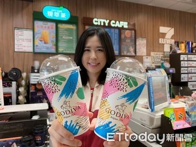 統一超攜手GODIVA打聯名牌 亞洲獨家「冰可可」每間限量百杯 業績成長上看二成