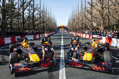 紅牛F1賽車3月正式登台