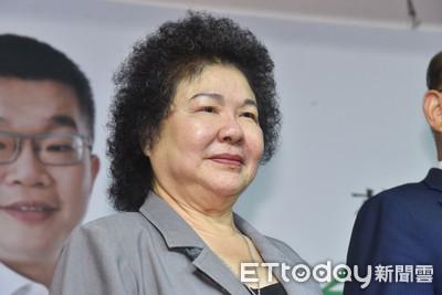陳菊提告國民黨團 要求韓國瑜勿抹黑氣爆善款
