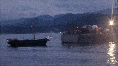 北韓木船越界 南韓調查後今遣返