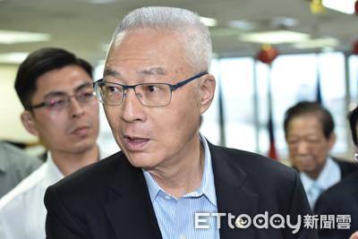 吳敦義FB曝心聲 「我無怨無悔」