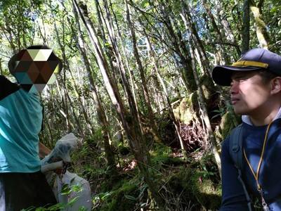 想去加羅湖勇闖山區!迷途登山客找到了