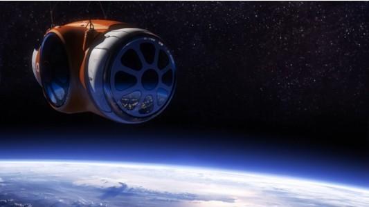 熱氣球也能抵達太空?美太空業者推「類太空」之旅