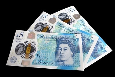 強生政府強硬脫歐 英鎊跌破28月來新低