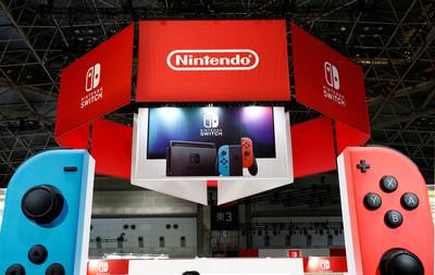 騰訊攜手任天堂 中國版Switch10日發售