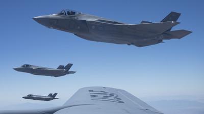 駐韓美軍戰機大搬風 F-35A取代F-16