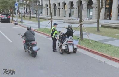 台北市交通違規檢舉爆量38萬件