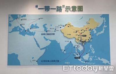 中國新加坡打造海陸貿易走廊
