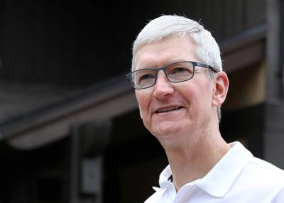 蘋果庫克:收購英特爾手機晶片可掌握技術 蘋果信用卡8月亮相