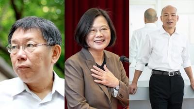 「台灣都政客」政治冷感者最愛金句 辦選舉還不如找哆啦A夢