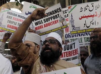 印度禁穆斯林傳統「三重塔拉克」