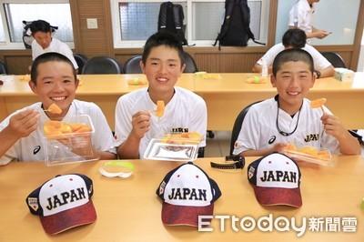世界盃少棒賽各國小將開心趴趴走玩台南