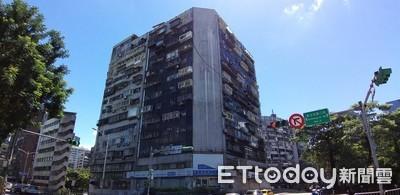 錦新大樓第一凶 周圍擴散北市「最凶區」
