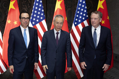 美中重啟貿易談判 全面協議恐將破局