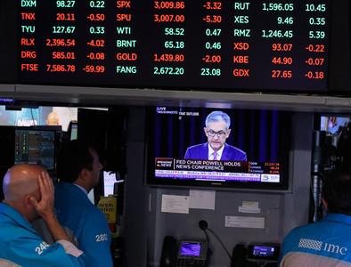 聯準會憂:貿易戰持續經濟逆風