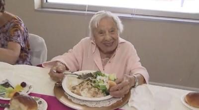 107歲奶奶長壽祕訣:不結婚