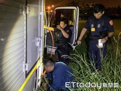 貨車沒油拋錨 桃園警掏1千買油助脫困