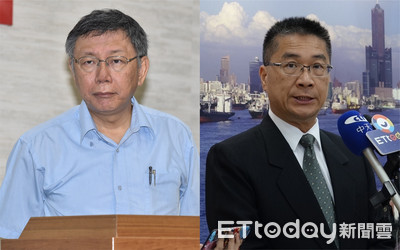 徐國勇回嗆柯文哲:召開創黨大會無關公務員紀律