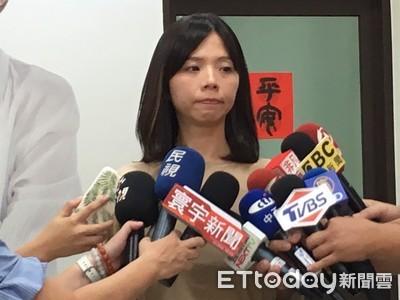 快訊/洪慈庸召開記者會:不退黨