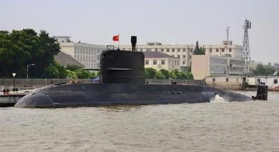 泰國向中國購買第2艘潛艦