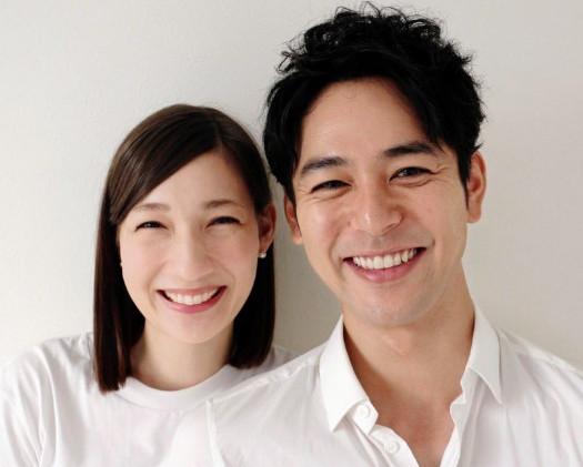 ▲▼妻夫木聰結婚3年當爸了!。(圖/翻攝自日網)