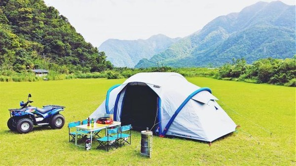 ▲宜蘭親子戶外露營景點。(圖/Tripbaa趣吧!達人帶路提供)