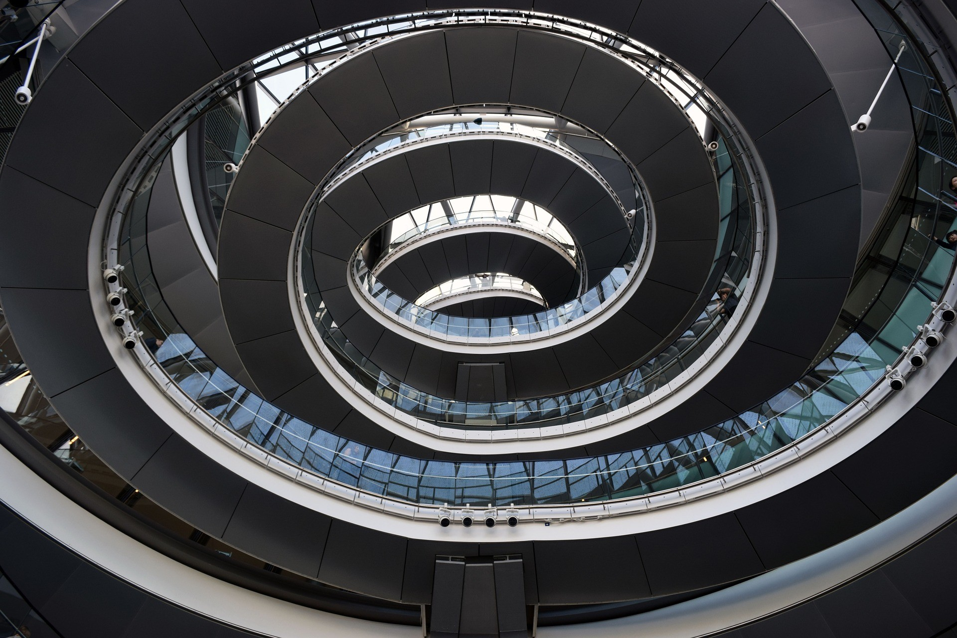 ▲City Hall London。(圖/取自免費圖庫Pixabay)