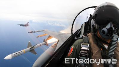 共軍貼近演習威脅 國軍飛彈實力回應