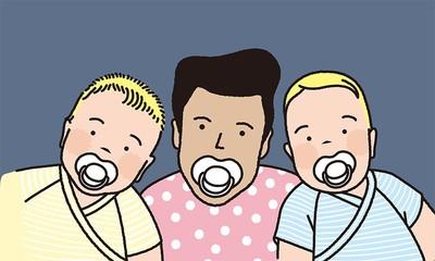 欲求不滿! 2孩媽哀怨:做愛像在取悅3個男人,誰來取悅我?