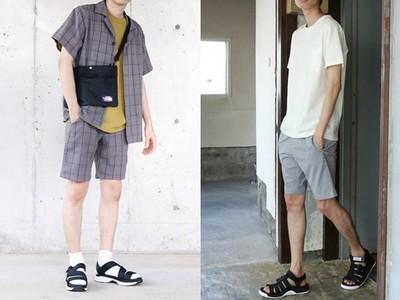 短褲穿搭其實可以很多樣!